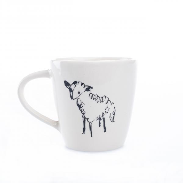 Kaffekopp Sau