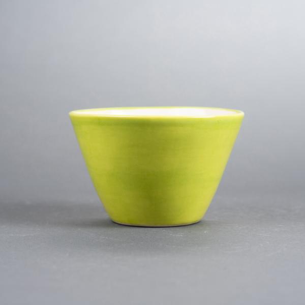 Grønn liten skål