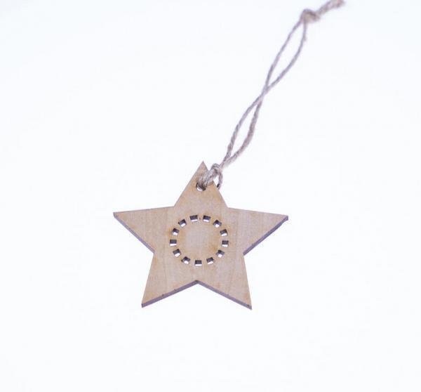 julefigur stjerne
