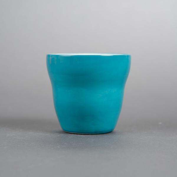 turkis kopp uten hank