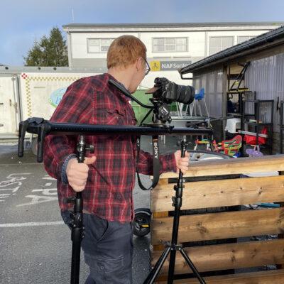 Media på filmoppdrag